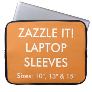 """Kundenspezifisches personalisiertes 15"""" laptop sleeve"""