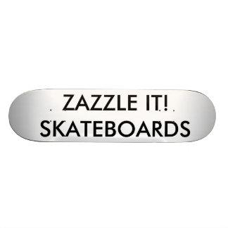 """Kundenspezifisches personalisiertes 7 7/8"""" 19,7 cm skateboard deck"""