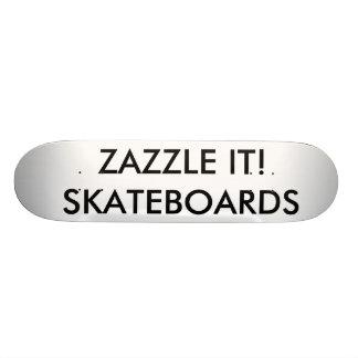 """Kundenspezifisches personalisiertes ¾ 7"""" individuelle skateboards"""