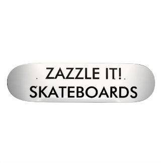 """Kundenspezifisches personalisiertes 8 1/8"""" personalisiertes skateboard"""