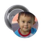 Kundenspezifisches personalisiertes Foto Anstecknadel