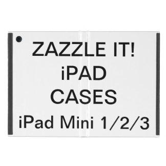 Kundenspezifisches personalisiertes iPad Mini1/2/3 Etui Fürs iPad Mini