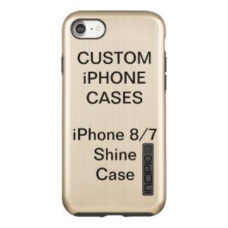 Kundenspezifisches personalisiertes iPhone 8/7 Incipio DualPro Shine iPhone 8/7 Hülle