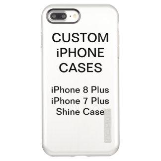 Kundenspezifisches personalisiertes iPhone 8/7 Incipio DualPro Shine iPhone 8 Plus/7 Plus Hülle