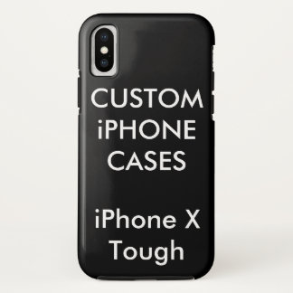 Kundenspezifisches personalisiertes iPhone X iPhone X Hülle