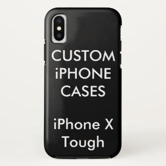 Kundenspezifisches personalisiertes iPhone X iPhone X Hülle