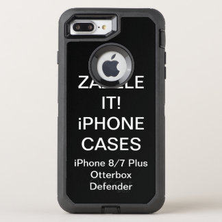 Kundenspezifisches personalisiertes Otterbox OtterBox Defender iPhone 8 Plus/7 Plus Hülle