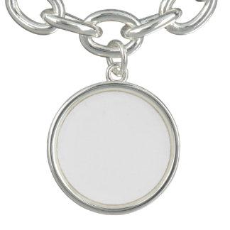 Kundenspezifisches rundes Charme-Armband Armband