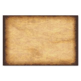 Kundenspezifisches rustikales Gewebe-Packpapier Seidenpapier