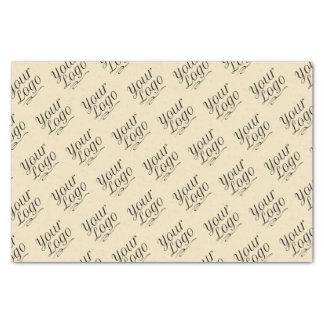 Kundenspezifisches Seidenpapier Browns Kraftpapier