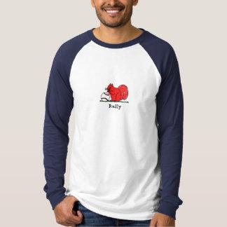 Kundgebungs-Eichhörnchen T-Shirt