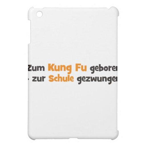 Kung Fu iPad Mini Hüllen