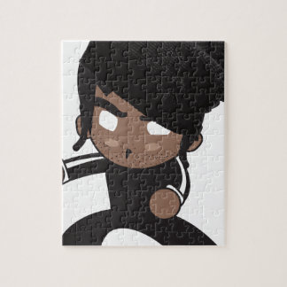 Kung Fu Kenny Puzzle