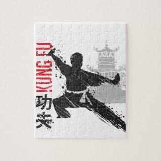 Kung Fu Puzzle
