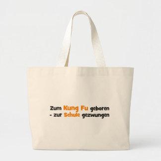 Kung Fu Einkaufstaschen