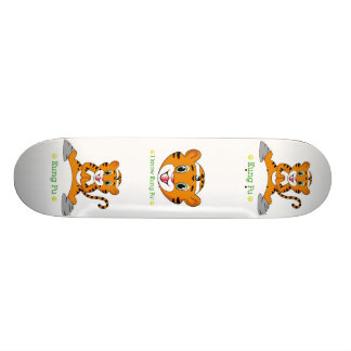 Kung Fu Tiger™ Skateboard Individuelle Skateboarddecks
