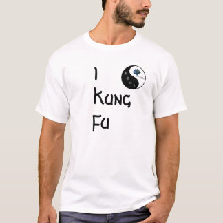 Kung I fu t T-Shirt