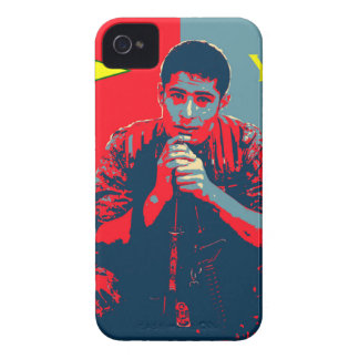 Kunst 2 YPG Soldaten 4 Case-Mate iPhone 4 Hülle