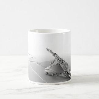 Kunst 3d kaffeetasse