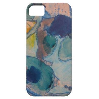 Kunst-Abdeckung. Iphone. und anderes Mobil. Durch Etui Fürs iPhone 5
