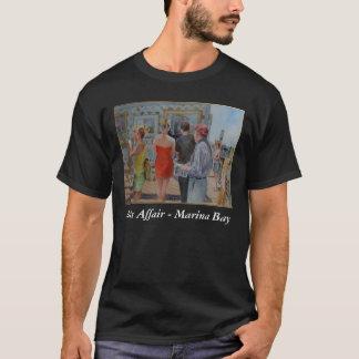 Kunst-Angelegenheit - Jachthafen-Bucht - 2008 T T-Shirt