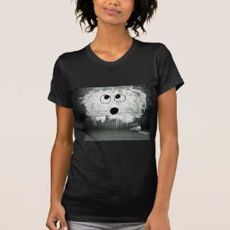 Kunst Baumwollde Tulear Graffiti T-Shirt