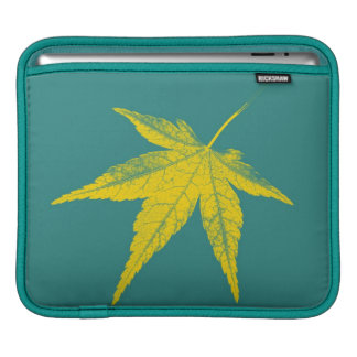 Kunst-Blatt 11 Sleeve Für iPads