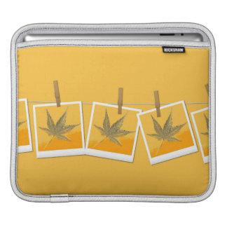 Kunst-Blatt 14 Sleeve Für iPads
