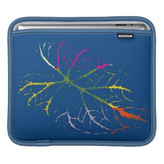 Kunst-Blatt 17 Sleeve Für iPads