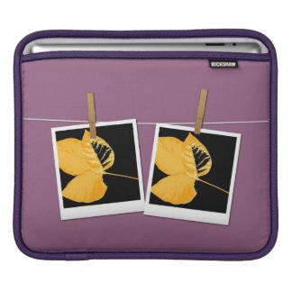 Kunst-Blatt 24 iPad Sleeve