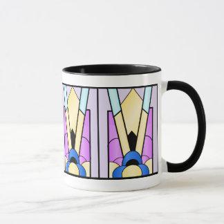 Kunst-Deko-Entwurf Tasse