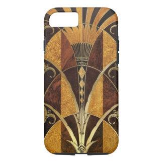 Kunst-Deko-Knoten-Holz iPhone 8/7 Hülle