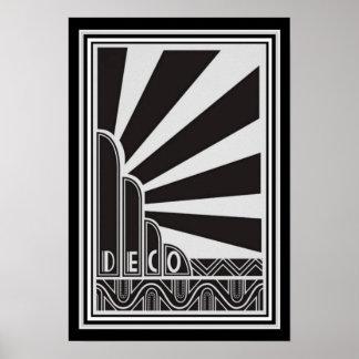 Kunst-Deko-Plakat 13 x 19 Poster