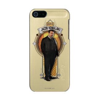 Kunst-Deko-Platte Jakobs Kowalski Incipio Feather® Shine iPhone 5 Hülle