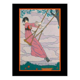 Kunst-Deko-Postkarte 2 Postkarte