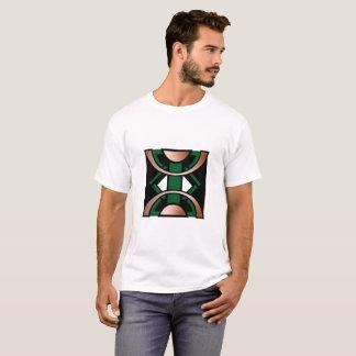 Kunst-Deko-T - Shirt - Männer