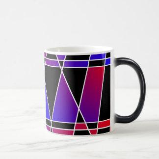 """Kunst-Deko-""""zerbrochene"""" verwandelnde Tasse"""