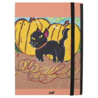 Kunst der schwarzen Katze