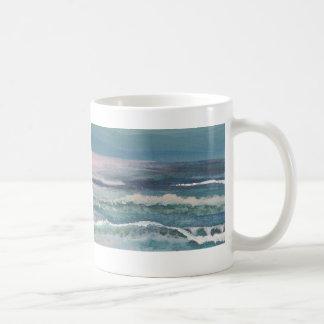 Kunst des Krickets des Meer- CricketDiane Ozean Kaffeetasse