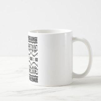 Kunst durch Shay Sandpapierschleifmaschinen Kaffeetasse