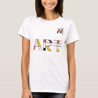 KUNST elegant, stilvoll, schick und einzigartig T-Shirt