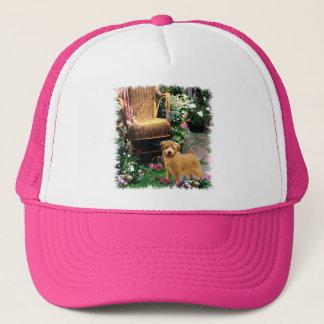 Kunst-Geschenke Norfolks Terrier Truckerkappe