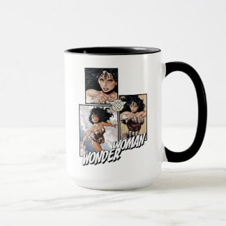 Kunst-Grafik des Wunder-Frauen-neue Comic-52 Tasse