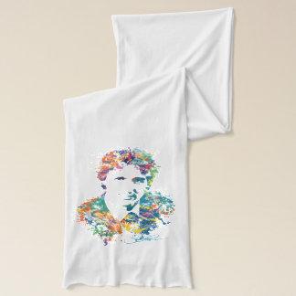 Kunst Justin Trudeau Digital Schal
