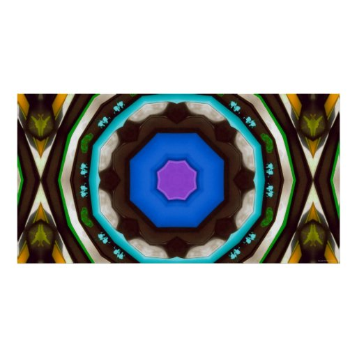 Kunst-Juwel 3 - Splats Posterdrucke