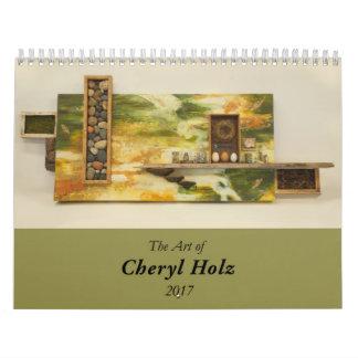 Kunst-Kalender für den Kunst- u. Naturliebhaber! Wandkalender