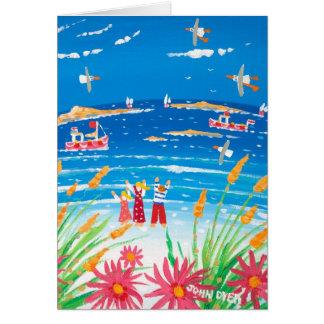 Kunst-Karte: Scilly Tage, Inseln von Scilly, Karte