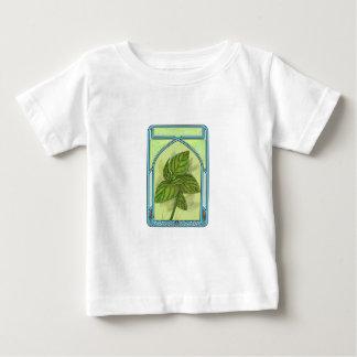 Kunst nouveau. Basilikum Baby T-shirt