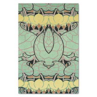 Kunst Nouveau Muster #10 Seidenpapier