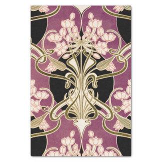 Kunst Nouveau Muster #2 Seidenpapier